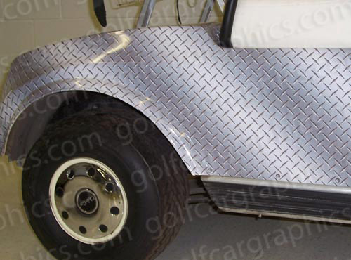 golfcar-wrap-192-diamond-plate-silver-2
