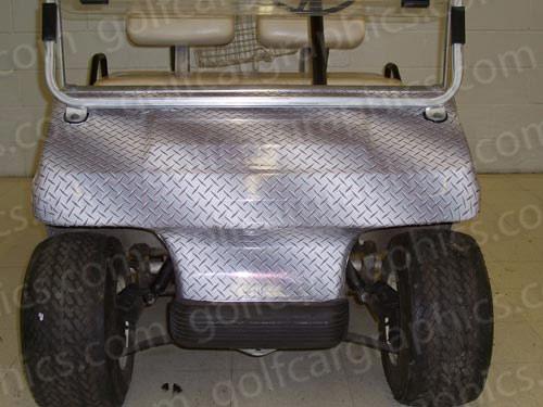 golfcar-wrap-192-diamond-plate-silver-3