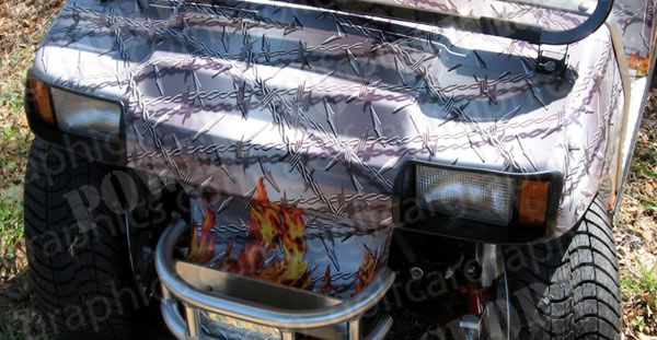 golfcar-wrap-275-flaming-barbed-wire-3