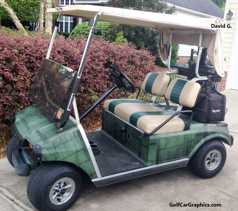 Golf Car Body Skins Golfcargraphics Com