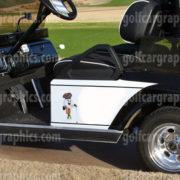 F46 Golf Ball Man