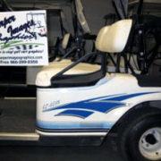 golf cart-design Dagger B3