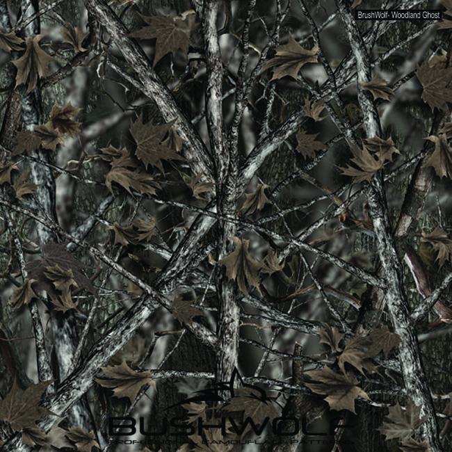 Bushwolf Digital Desert Camouflage Golf Car Graphics