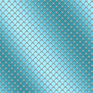 Diamond Wire Aqua