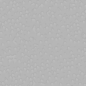 Gray Water Drops