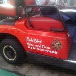 pizza-golf-car-tag