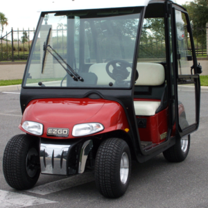 E-Z-GO RXV 5pc Front Bumper Kit